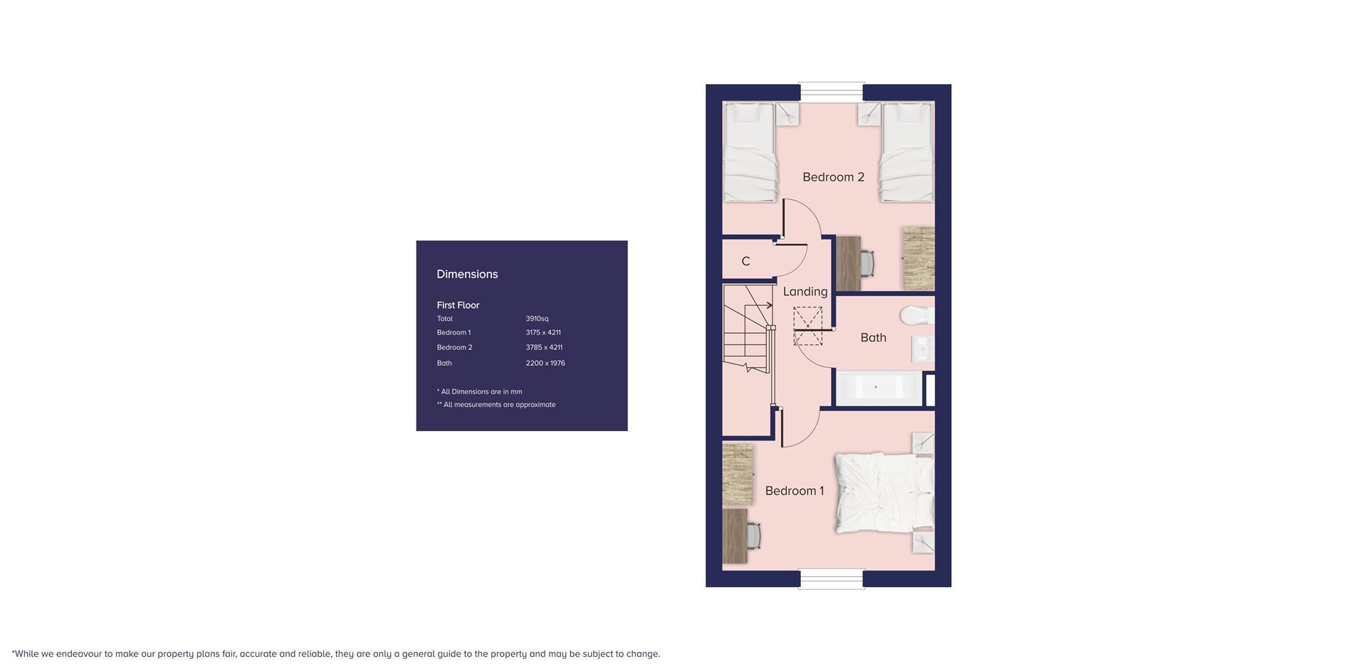 Montague Green Rowlands Castle_Plots 8 46 47 50 94
